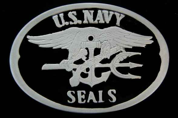 """1984E Navy Seals 3 3/8"""" by 2 1/4"""""""