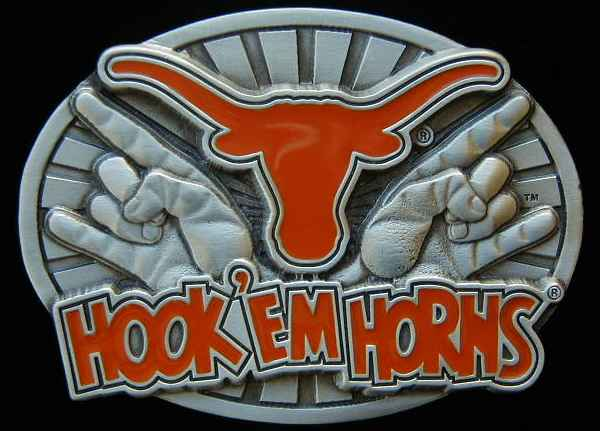 "2324E University of Texas Longhorns ""Hook"