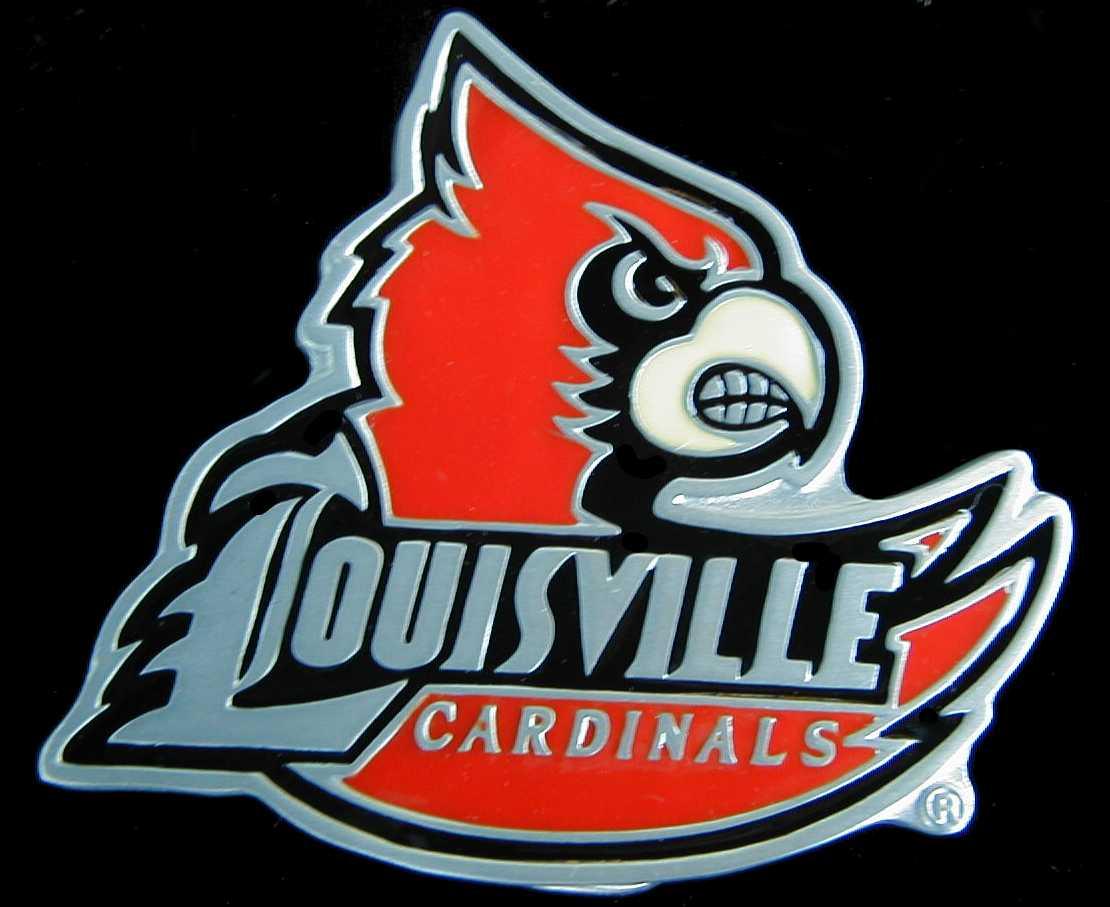 louisville cardinals logo car interior design. Black Bedroom Furniture Sets. Home Design Ideas