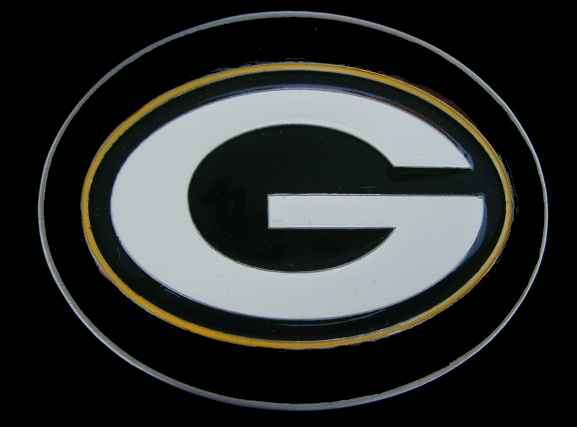 Green Bay Packers Logo: 2sfb115