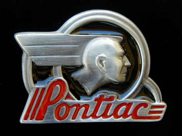 Looking For Pontiac Retro Indian Head Pictures