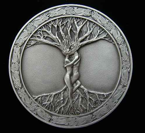 Tree Of Life Symbols. D-262 Celtic Tree Of Life
