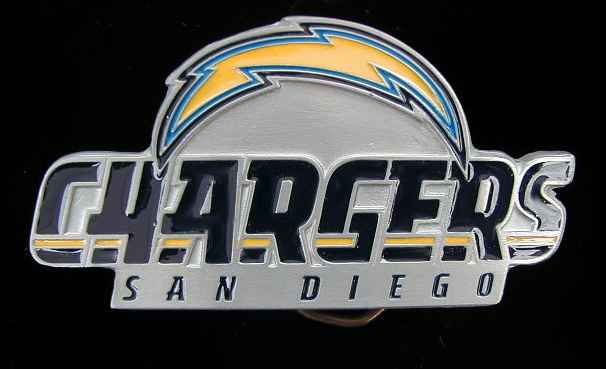 Details about SAN DIEGO CHARGERS LOGO BELT BUCKLE BUCKLES NEW!