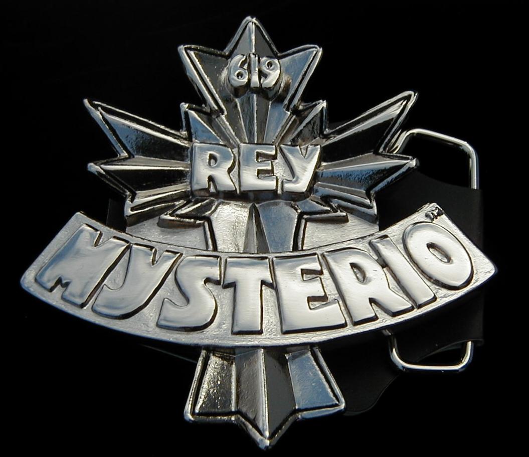 """WWE-1 Rey Mysterio 3 1/4"""" by 3 1/2"""""""