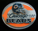 Chicago Bears Belt Buckle