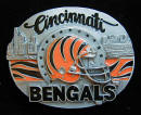 Cincinnati Bengals Belt Buckle