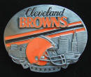 Cleveland Browns Belt Buckle