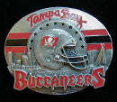 Tampa Bay Buccaneers Belt Buckle