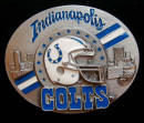 Indianapolis Colts Belt Buckle