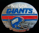 New York Giants Belt Buckle